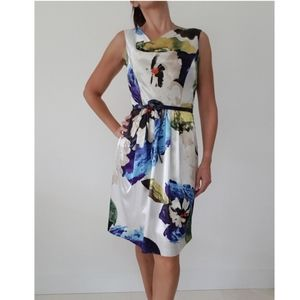 E.G Collections Label Dress